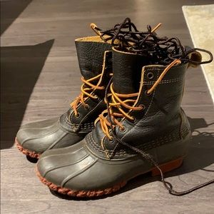Limited Bean Boot 8 Inch Duck Boots 6